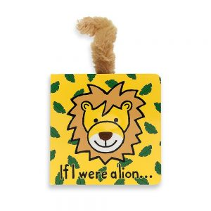 15404 If I were a Lion Book