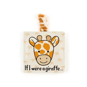 3203 If I were a Giraffe Book