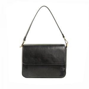 3585 Lexie Convertible Shoulder Bag Black 2