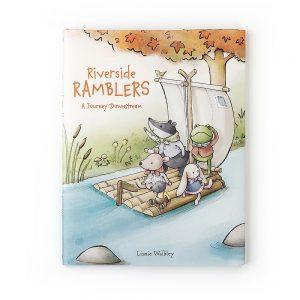 3593 Riverside Ramblers Book