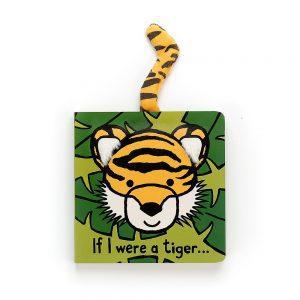 3597 If I were a Tiger Book