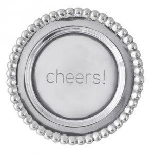 3688 Cheers Wine Plate