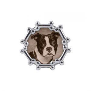 3696 Dog Bone Round Frame