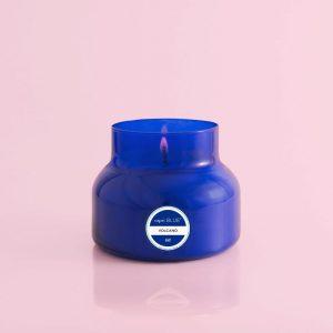 3859 Volcano Signature Candle Blue