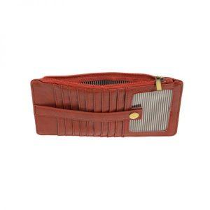 3956 Kara Mini Wallet Rust 2