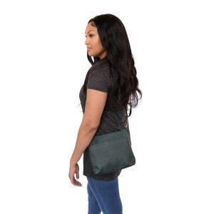 3957 Layla Crossbody Bag Green Opal 2