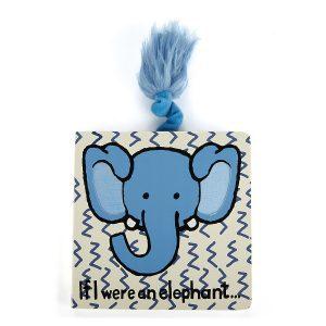 986 If I were a Elephant Book