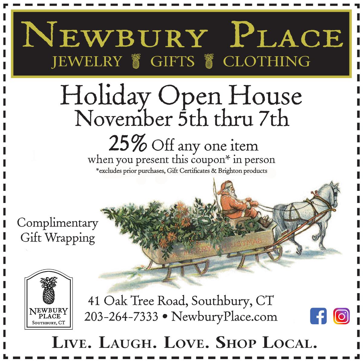Newbury Place Qtr Page Color